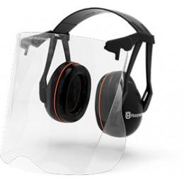 Ochronnik słuchu pleksi standard